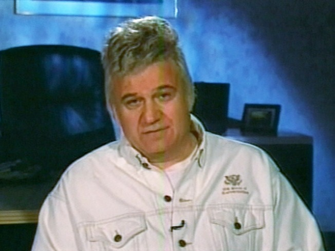 Beam Me Out: Traficant Sprung From Fed Prison