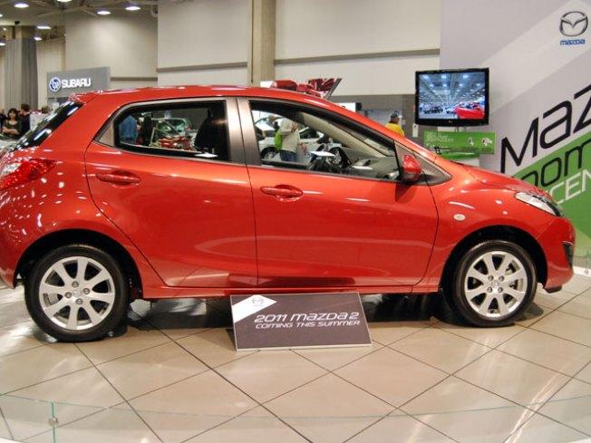 Mazda Recalls Nearly 174K Cars to Fix Faulty Seats
