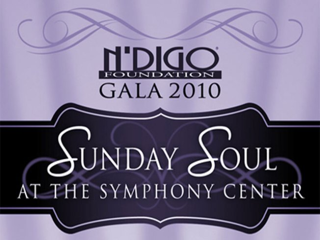 N'Digo Foundation Gala: Sunday Soul at the Symphony Center