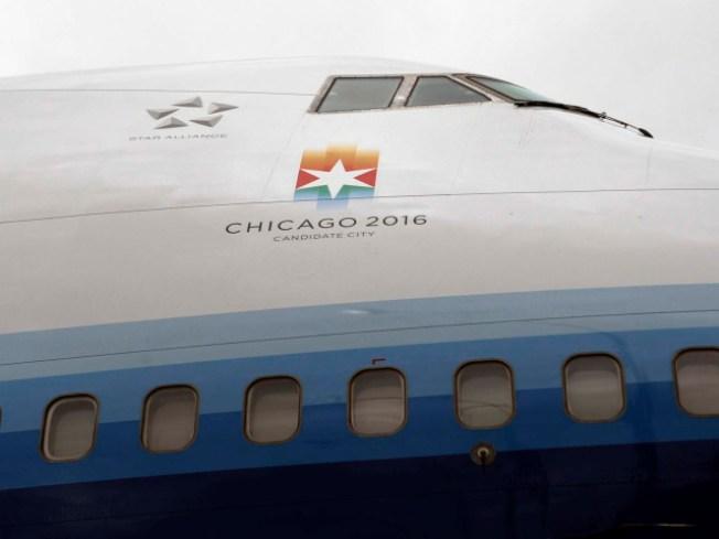 Chicago Delegation Preps for Takeoff