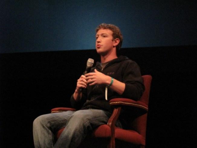 Facebook's Zuckerberg Tops Vanity Fair's List of Influential Leaders