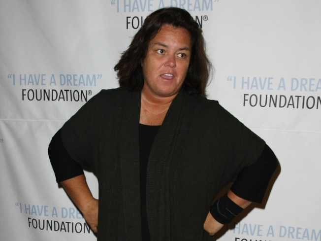 Rosie O'Donnell Not Enjoying The Single Life