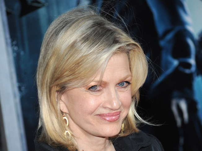 "Diane Sawyer Exits From ""Good Morning America"""