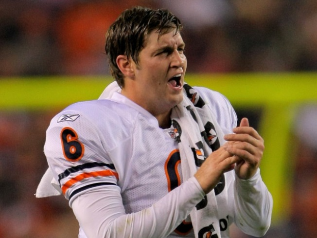 Jay Cutler, King of All Media