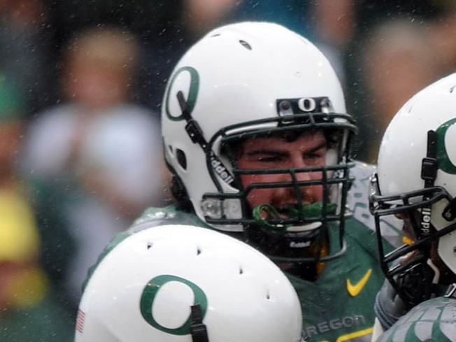 Hey, Jerry! Draft This Guy: Bo Thran, Oregon