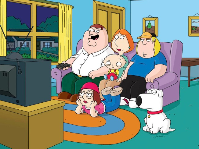 """Sherlock Holmes"" to Sponsor ""Family Guy""  Special"