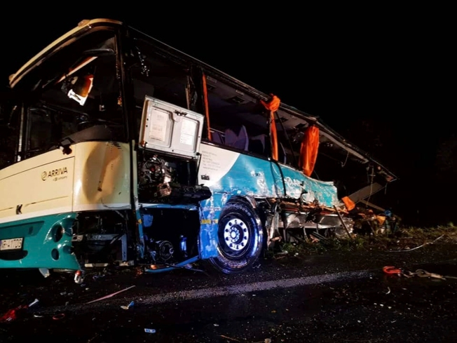 At Least 12 Killed in Slovakia Bus Crash, Including Children