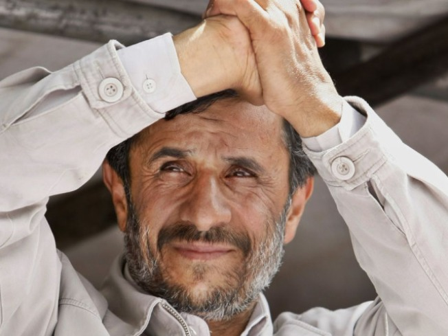 Ahmadinejad: I'll Seek Leniency for American Hikers