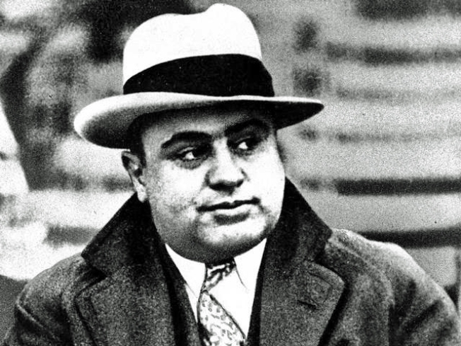 Signed Al Capone Deposition to be Auctioned
