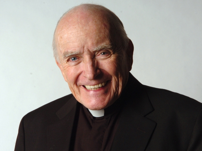 Priest, Novelist Greeley Critically Injured in Fall