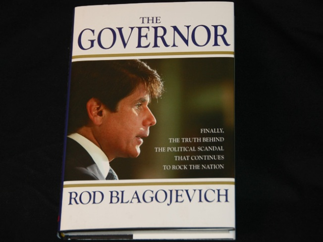 Blago's Book Is More of the Same