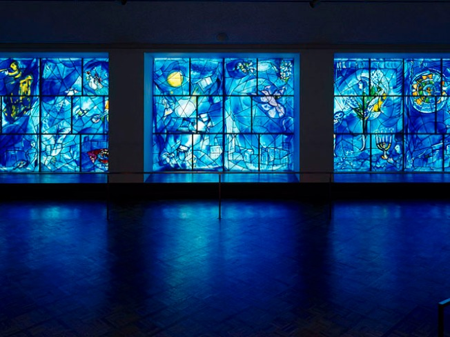 famous windows art institute welcomes back famous chagall windows nbc chicago