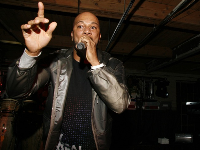 LOCALS ONLY: Common Does Private Chicago Show