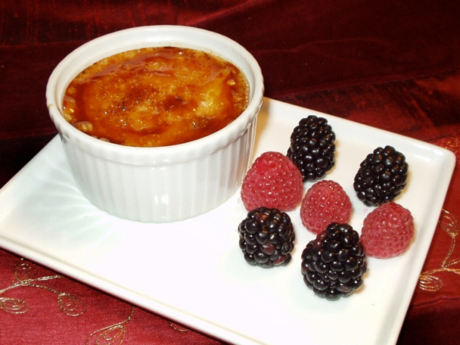 Whip Up Some Sweet Potato Creme Brulee