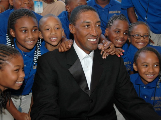 "Pippen: The Little People ""Attacked Me"""