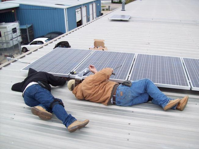 ComEd Goes Solar