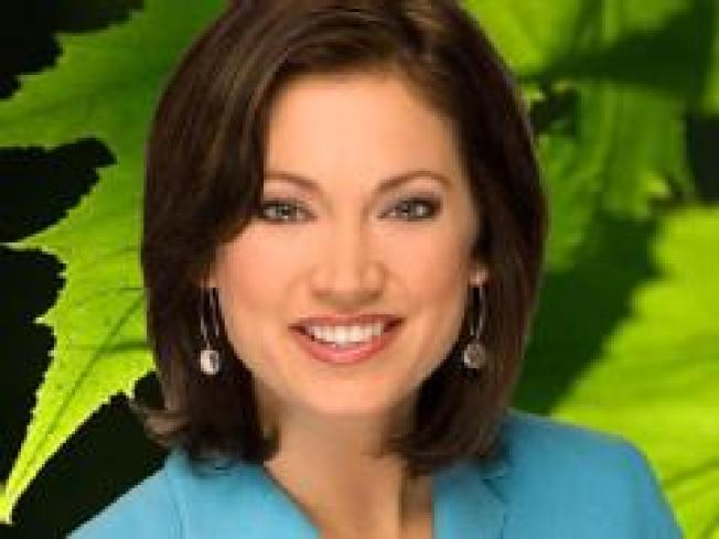 Ginger Zee Says Green is Universal and Personal