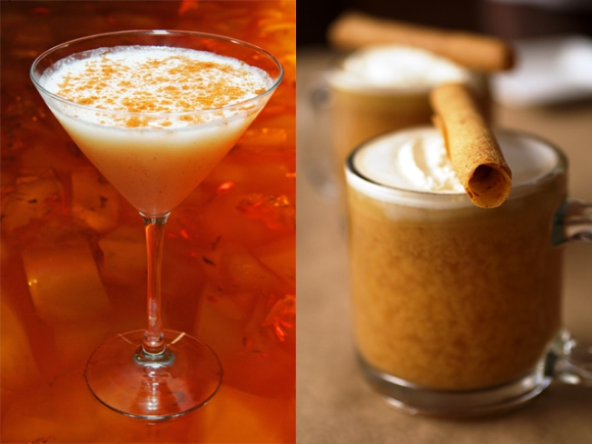 Warm Up With These Holiday-Themed Cocktails