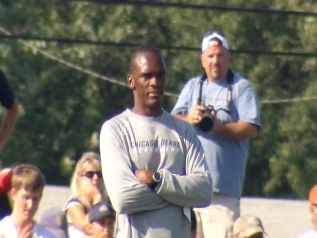 3 Questions With Isaac Bruce