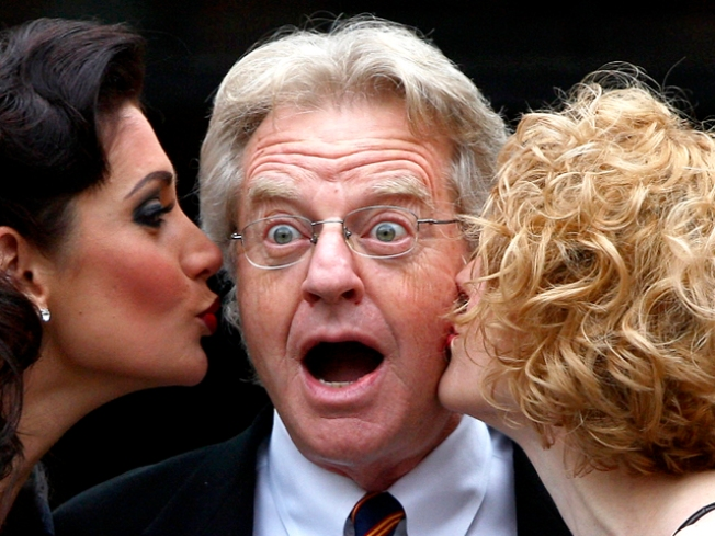 Jerry Springer To Star In 'Chicago' Musical In London