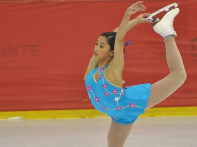 Teen Skates With Eyes on Sochi