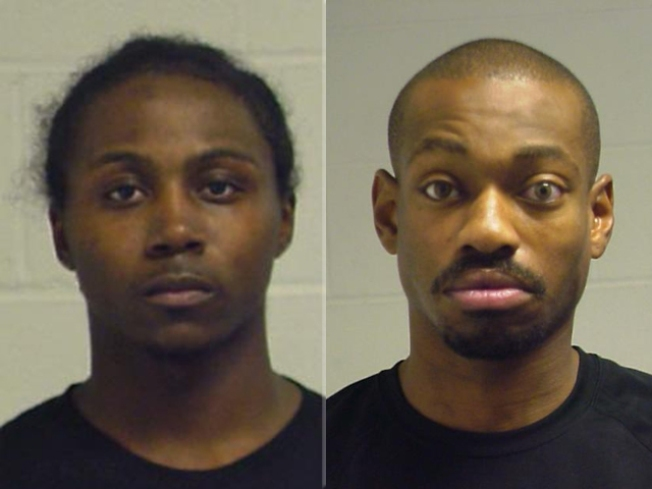 Two Charged with Impersonating Officers