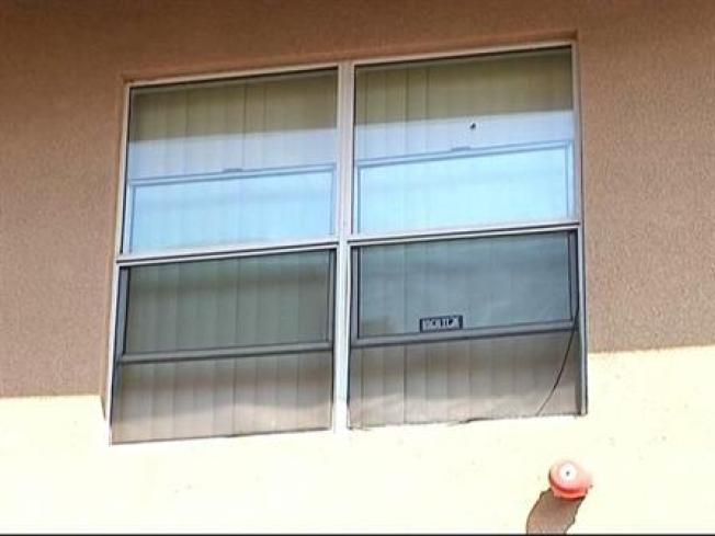 Toddler Falls From 2nd Floor Window