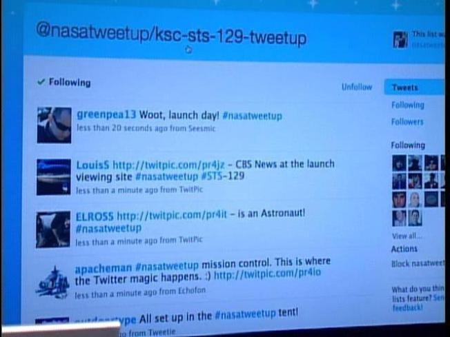 NASA's Twitter Feed Hacked
