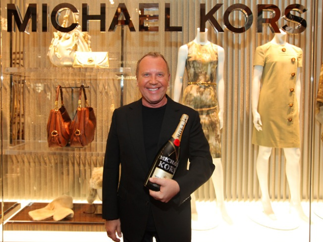 Q & A: Michael Kors Talks Obamas, Puffer Coats, Banana Cream Pie