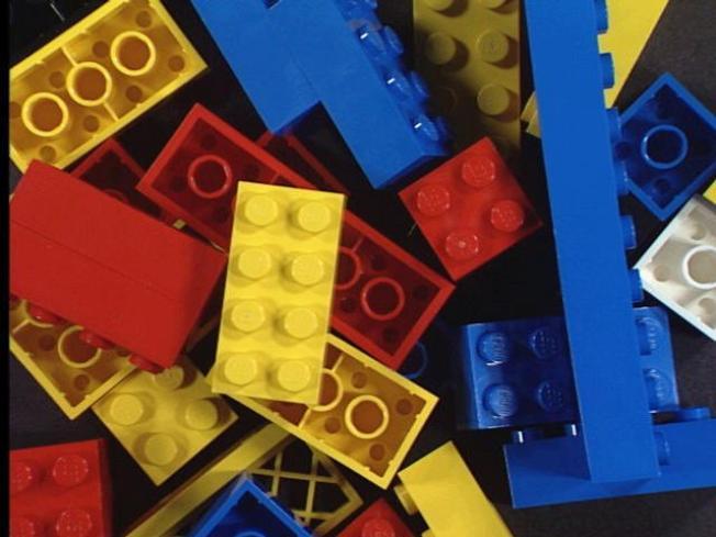 Warner Bros. Toys With Lego Movie