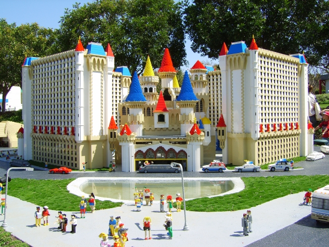 Legoland, Illinois?