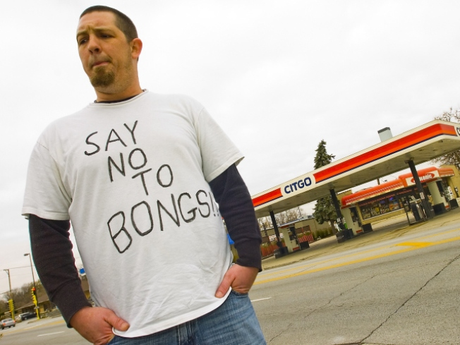 Man Fired for Saying No to Bongs