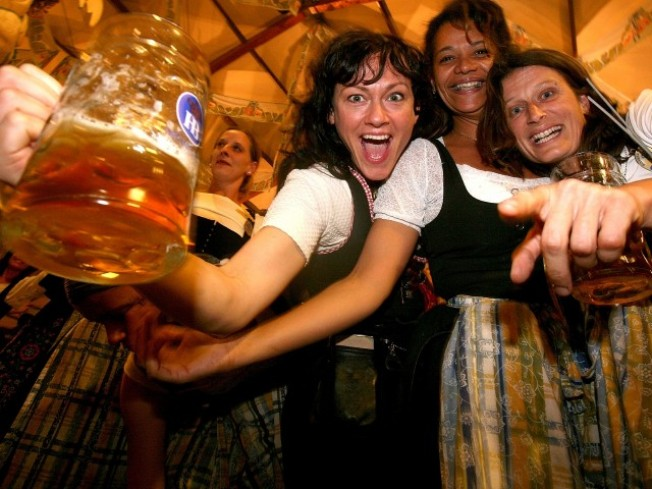Weekend Beat: Prost!