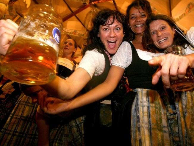 Tonight: Hoist a German Bier