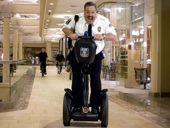 Mall Cops Break Out the BB Guns for Training