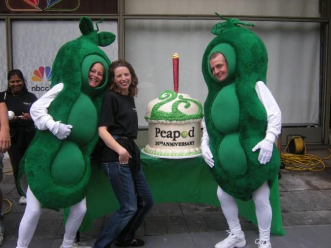 Chicago-based Peapod Celebrates 20 Years