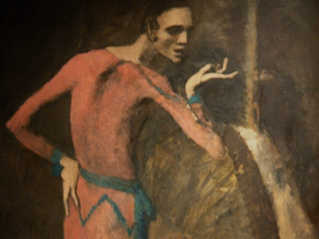 Everyone's a Critic: Met Visitor Falls On, Rips Picasso