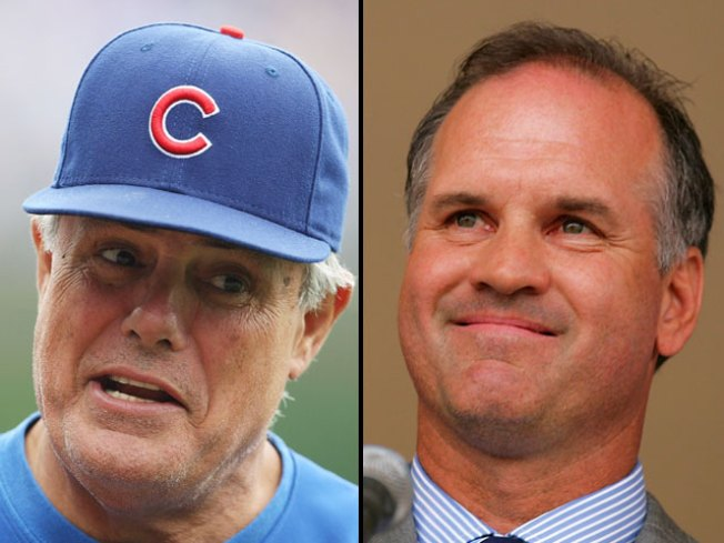 Piniella and Sandberg to Square Off at Cubs Convention