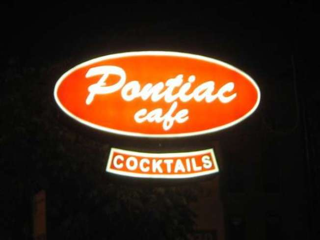 Pontiac Cafe Closing
