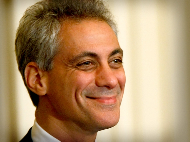 "Rahm on Running for Mayor: ""No, I Won't"""