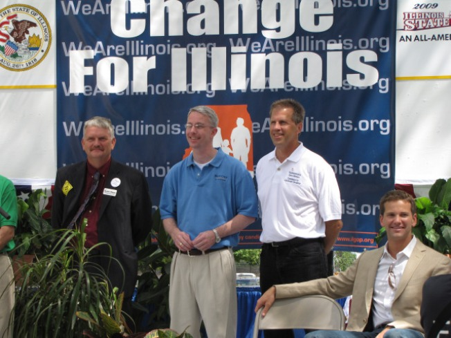 Illinois Races: Randy White for Lt. Governor