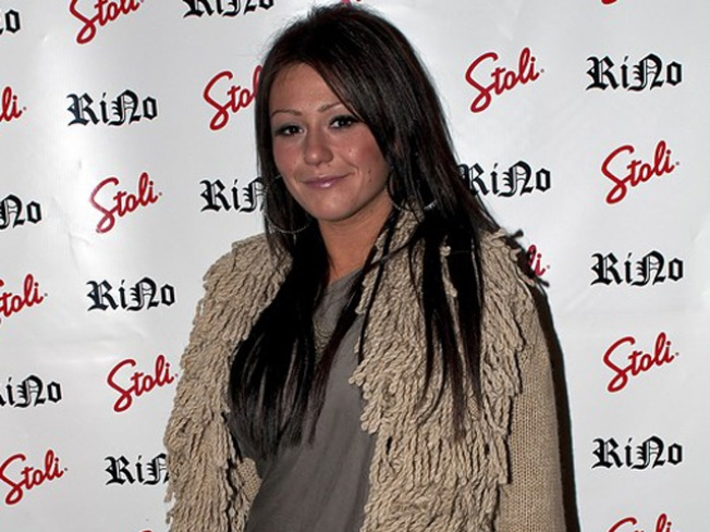 """Jersey Shore's"" JWOWW Blows Through Chicago"