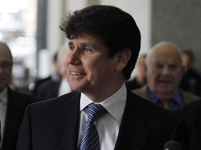Jury Selection Continues in Blago Trial