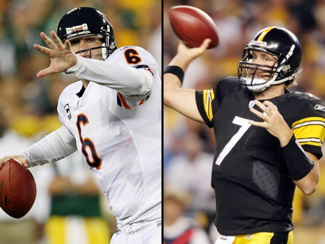 Cutler, Bears Beat Super Bowl Champion Steelers