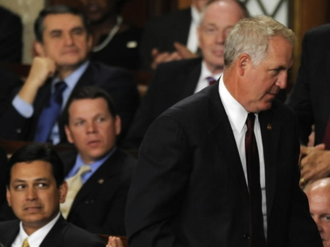 Illinois Congressman Walked Out During Obama Speech