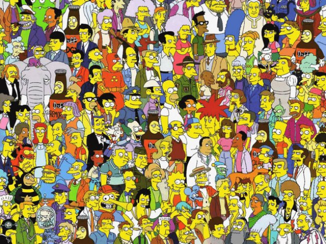"Test Your Knowledge of ""The Simpsons"" in Lakeview"
