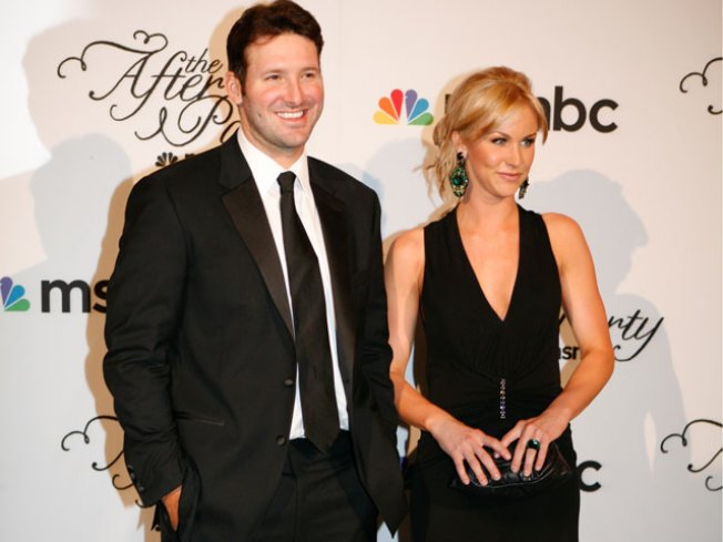 Tony Romo and Candice Crawford Are Now Married