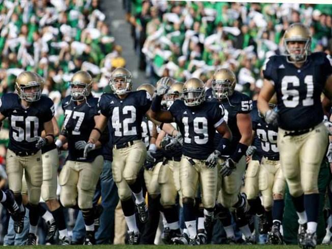 Notre Dame-Miami Talk Soldier Field Showdown
