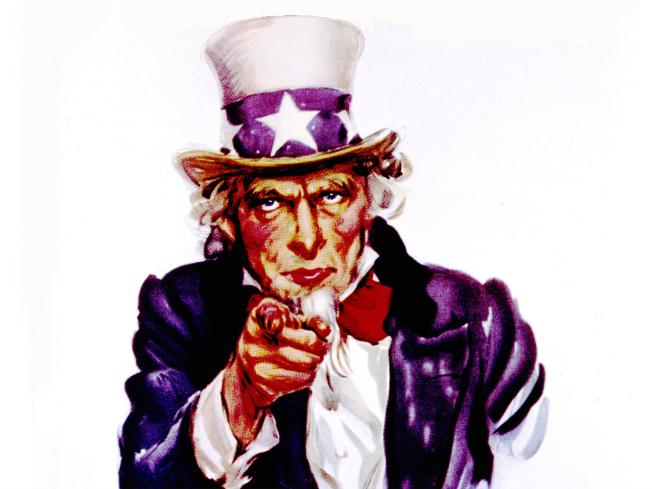 Uncle Sam Has Job Openings