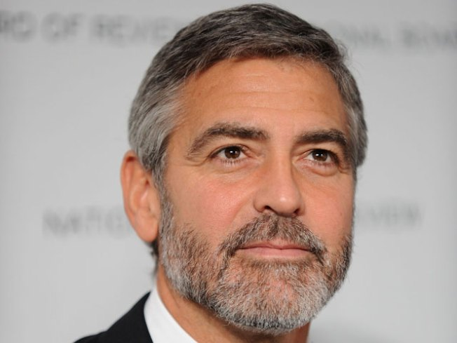 George Clooney Contracts Malaria for 2nd Time